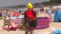 """""""Wydarzenia"""": Bójka sprzedawców kukurydzy na plaży w Łebie. Interweniowali ratownicy wodni"""