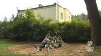 """""""Wydarzenia"""": Cmentarny problem w Zielonej Górze. Grób sąsiada przy płocie domu jednorodzinnego"""