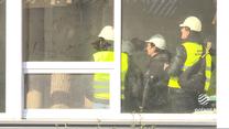 """""""Wydarzenia"""": Ewakuacja mieszkańców bloku w Jaśle. Remont naruszył konstrukcję budynku"""
