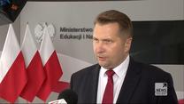 """""""Wydarzenia"""": KO złożyła wniosek o odwołanie ministra Czarnka"""