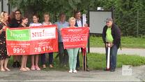 """""""Wydarzenia"""": Mieszkańcy wsi protestują przeciw przyłączeniu do miasta"""