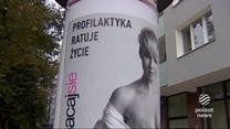 """""""Wydarzenia"""": Nagie, po mastektomii na plakatach w miastach. Trwa kampania """"Pomacaj Się"""""""