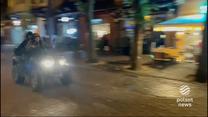 """""""Wydarzenia"""": Niebezpieczny rajd quadem po Krupówkach"""