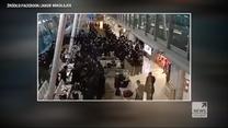 """""""Wydarzenia"""": Ortodoksyjni Żydzi tańczyli na warszawskim Okęciu"""