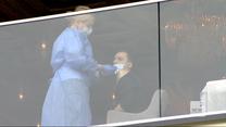"""""""Wydarzenia"""": Rzecznik MZ nie wyklucza wprowadzenia obostrzeń tylko dla niezaszczepionych"""