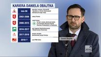 """""""Wydarzenia"""": """"Taśmy"""" Daniela Obajtka"""