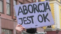 """""""Wydarzenia"""": Uliczne demonstracje w rocznicę wyroku Trybunału Konstytucyjnego"""