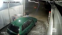 """""""Wydarzenia"""": Wodą po oczach. Kobieta udaremniła kradzież samochodu"""
