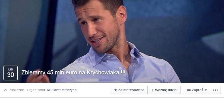 Wydarzenie zostało utworzone na Facebooku /INTERIA.PL