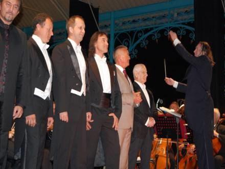 Wydarzeniem Festiwalu były występy najlepszych polskich tenorów / fot. M. Krzemiński /Euroregio Glacensis