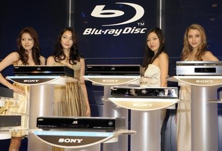 Wydatki przeznaczone na promocję standardu Blu-ray zaczynają się zwracać /AFP