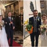 Wydawca RMF24.pl Arkadiusz Grochot i jego wybranka Agnieszka wzięli ślub!