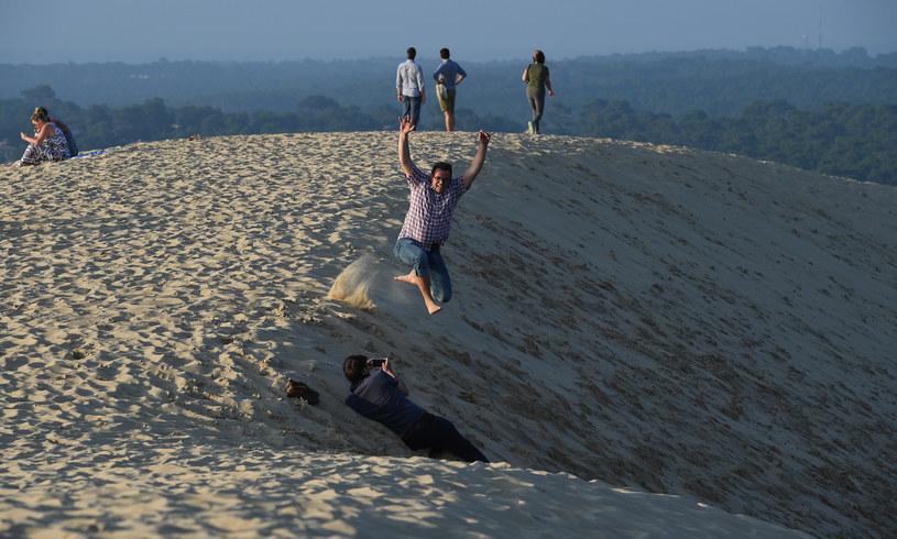 Wydma Piłata znajduje się na południowo-zachodnim wybrzeżu Francji /Getty Images