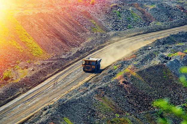 Wydobycie rudy miedzi fot. ilustracyjna /AFP