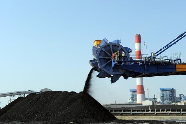 Wydobycie węgla w Australii jest opłacalne /AFP