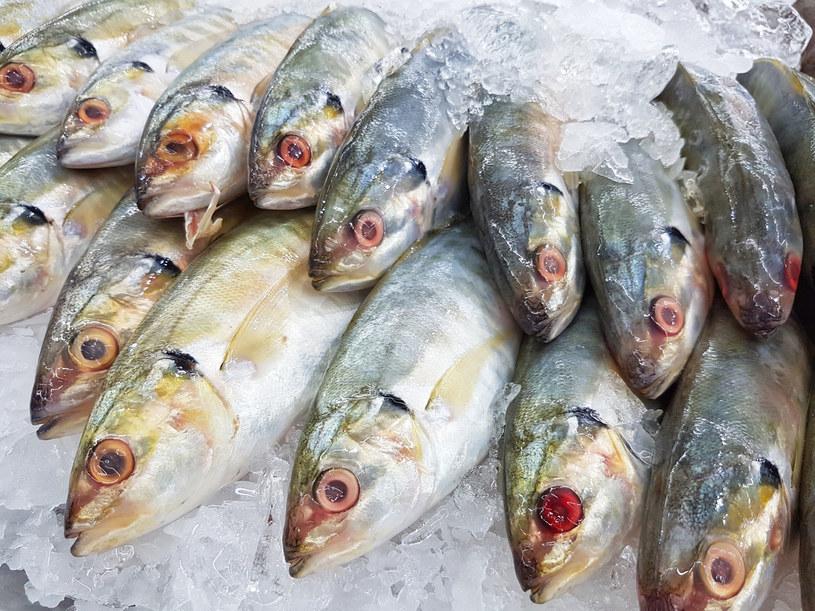Wygląd oczu podpowie nam, czy ryba jest świeża /123RF/PICSEL