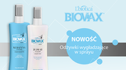 Wygładzające spraye do włosów BIOVAX Keratyna + Jedwab