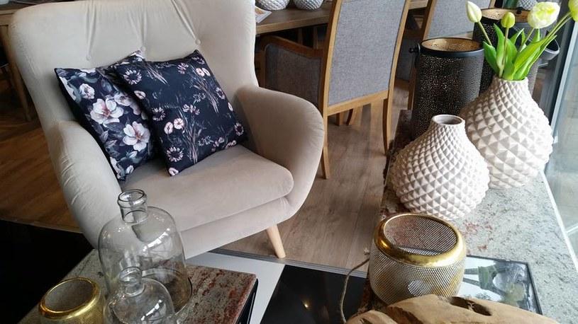 Wygodny i nowoczesny fotel sprawdzi się zarówno w salonie, jak i sypialni, gabinecie czy pokoju dziecka /INTERIA/materiały prasowe