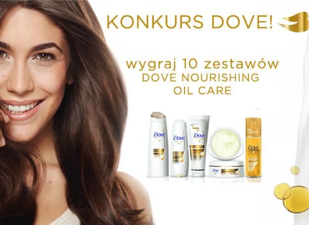 Wygraj kosmetyki Dove /materiały promocyjne