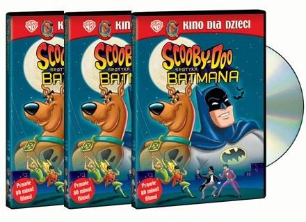 Wygraj płytę DVD Scooby Doo! /materiały prasowe
