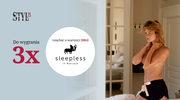 Wygraj stylową piżamę sleepless in Warsaw!