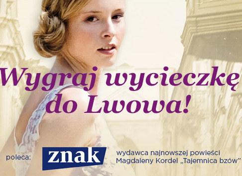 Wygraj wycieczkę do Lwowa! /materiały prasowe