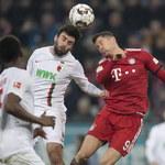 Wygrana Bayernu po trudnym meczu, Lewandowski bez gola