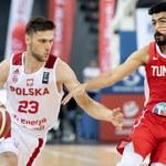 Wygrana polskich koszykarzy z Tunezją w Gliwicach!