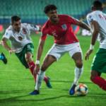 Wygrana reprezentacja Anglii w cieniu rasistowskich okrzyków Bułgarów