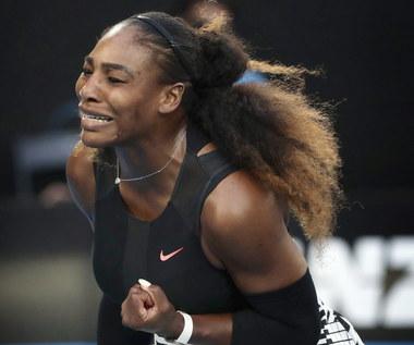 Wygrana Sereny Williams w finale Australian Open