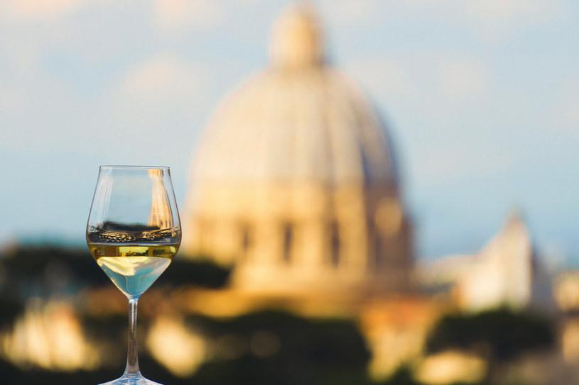 Wyjątkowe wino z Rzymu będzie wspierane tradycją winiarską rodu Barberini. Zdj. ilustracyjne /123RF/PICSEL