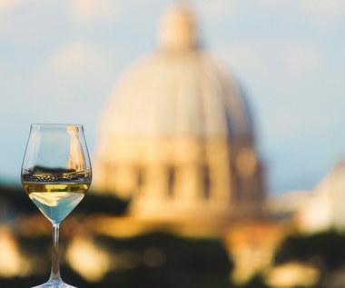 Wyjątkowe wino z winnicy koło Koloseum