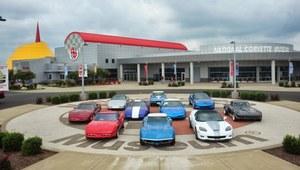 Wyjątkowy dar dla muzeum Corvette