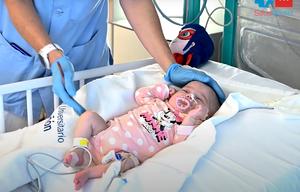 Wyjątkowy przeszczep u dwumiesięcznej dziewczynki. Organ od dawcy z inną grupą krwi