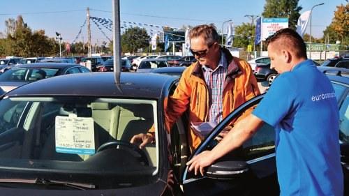 wyjazd autem /Motor