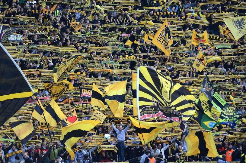 Wyjazd na mecz Borussii w Dortmundzie to marzenie 17-letniego Piotrka /AFP