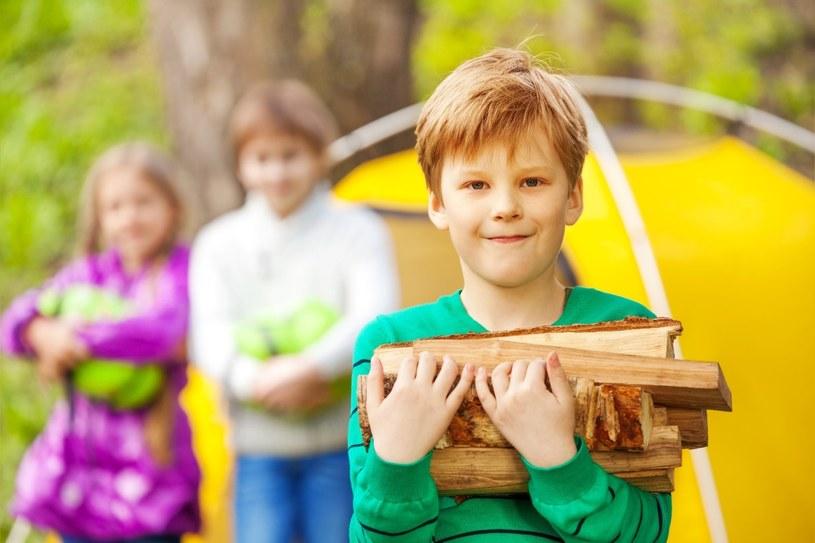 Wyjazd na obóz jest doskonałym sprawdzianem samodzielności dziecka /123RF/PICSEL