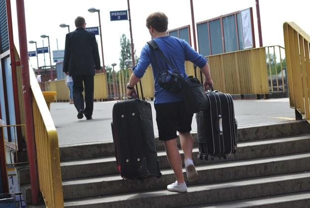 Wyjazdu wakacyjnego nie planuje 58 proc. Polaków, a 32 proc. szykujących się na urlop, zamierza spędzić go w kraju /Marcin Bielecki   /PAP