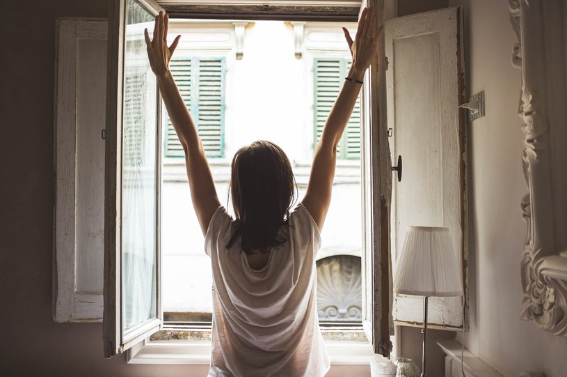 Wyjście z łóżka musi być zdecydowane /pixabay.com /INTERIA.PL