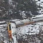 Wykoleił się pociąg we Francji. Są zabici i ranni