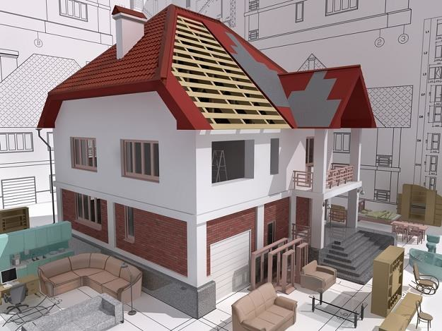 Wykończenie elewacji domu. Do Polski powraca też moda na siding /©123RF/PICSEL