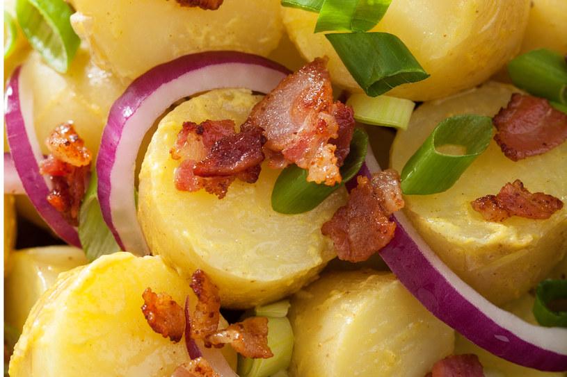 Wykorzystaj młode ziemniaki /123RF/PICSEL