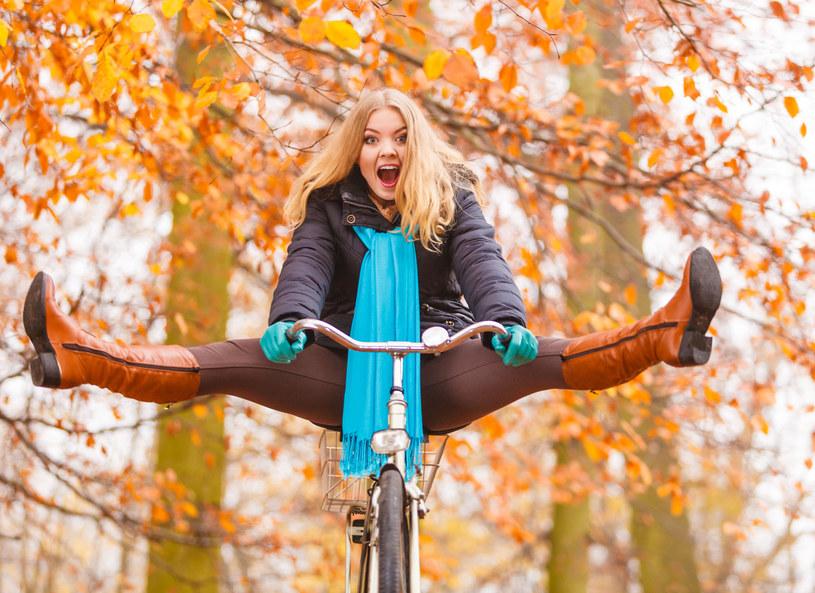 Wykorzystaj pogodne dni na przejażdżkę! /123RF/PICSEL