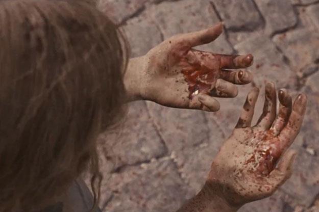 """Wykorzystany w klipie Laibach fragment filmu """"Miasto '44"""" /"""