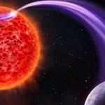Wykryto zorzę polarną poza Układem Słonecznym