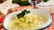 Wykwintna zupa kalafiorowa