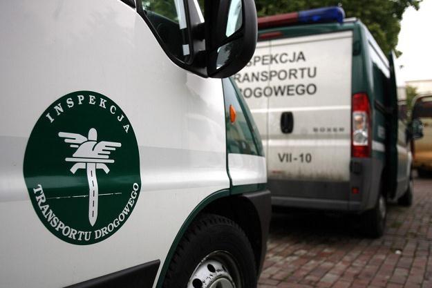 Wyłapywanie przeładowanych pojazdów to zadanie ITD / Fot: Adam Nocoń /Agencja SE/East News