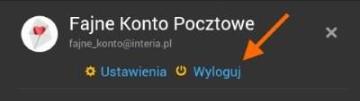wyloguj /INTERIA.PL