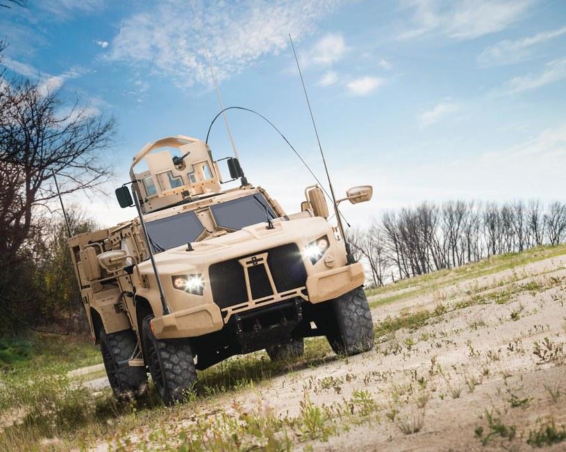 Wymiana Humvee na nowe  maszyny JLTV z koncernu Oshkosh ma potrwać przynajmniej 25 lat /materiały prasowe