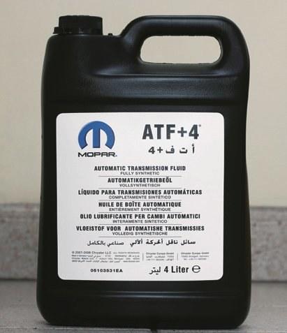 Wymiana oleju musi być udokumentowana, a jego typ - zgodny z zaleceniami. /Motor